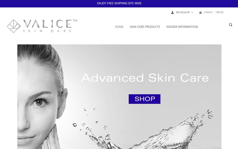 Valice Skin Care