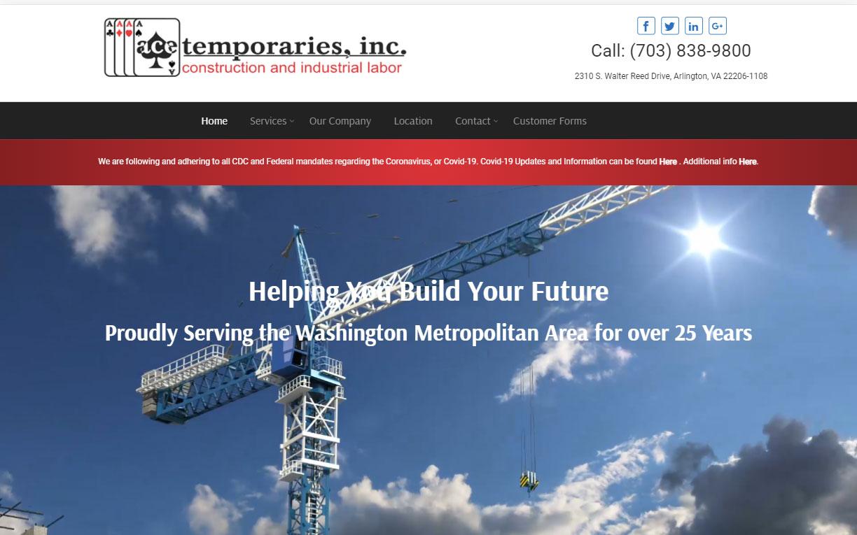 Ace Temporaries Inc.