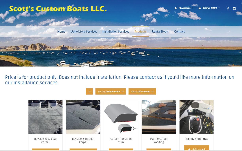 Scott's Custom Boats